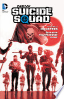 New Suicide Squad Vol  2  Monsters