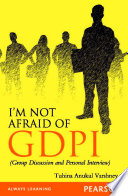 I m Not Afraid of GDPI  Group Discussion and Personal Interview