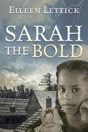 Sarah the Bold Book PDF