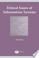 Ethical Issues of Information Systems