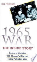 1965 War  the Inside Story