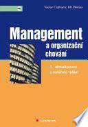 Management a organizační chování - 2., aktualizované a rozšířené vydání
