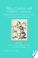 Affect Emotion And Children S Literature
