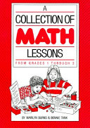 A collection of math lessons