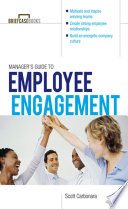 Manager s Guide to Employee Engagement