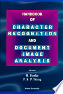 Handbook of Character Recognition and Document Image Analysis