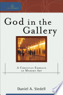 God in the Gallery  Cultural Exegesis