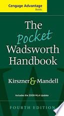 The Pocket Wadsworth Handbook  2009 MLA Update Edition