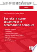 Societ   in nome collettivo e in accomandita semplice