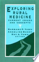 Exploring Rural Medicine