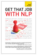 Get That Job with NLP  Teach Yourself Ebook Epub From application and cover letter  to interview and negotiation