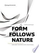 Form Follows Nature