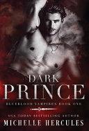 Dark Prince Book PDF