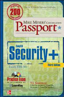 Mike Meyers Comptia Security Certification Passport 3rd Edition Exam Sy0 301