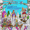 Zendoodle Coloring Presents Gnomes In The Neighborhood : she changed the way we looked at...