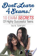 Don t Learn 4 Exams
