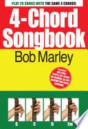 4 Chord Songbook Bob Marley book