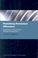 Punishing Persistent Offenders