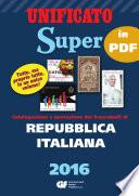CATALOGO SUPER 2016   CAPITOLO REPUBBLICA ITALIANA