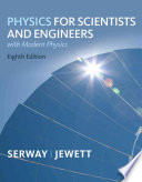 Physics for Scientists and Engineers with Modern  Chapters 1 46