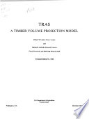 TRAS   a timber volume projection model