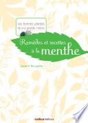illustration du livre Remèdes et recettes à la menthe