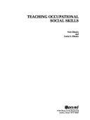 Teaching Occupational Social Skills