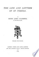 The Life and Letters of St. Teresa