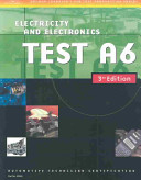 Automotive ASE Test Preparation Manuals Test A6