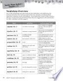 Charlotte s Web Vocabulary Activities