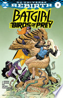 Batgirl and the Birds of Prey  2016    3