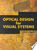 illustration du livre Optical Design for Visual Systems