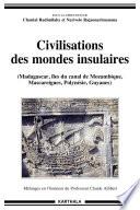 Civilisations des mondes insulaires