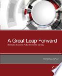 A Great Leap Forward Book PDF
