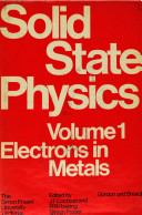 Solid State Physics-1