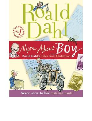 More About Boy: Tales of Childhood - ISBN:9780141324470