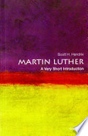 Martin Luther  A Very Short Introduction
