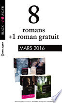 8 romans Black Rose   1 gratuit  no377    380   Mars 2016