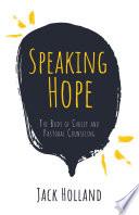 Speaking Hope