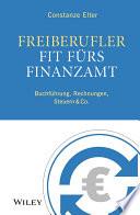 Freiberufler   Fit f  rs Finanzamt