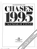 Chase S Calendar Of Events book