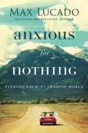 Anxious for Nothing Book