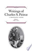writings of charles s peirce