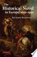 The Historical Novel in Europe  1650 1950