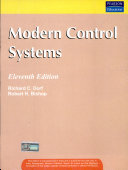 Modern Control Systems, 11/E
