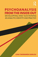 Book Psychoanalysis from the Inside Out