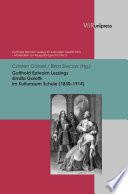 Gotthold Ephraim Lessings ›Emilia Galotti‹ im Kulturraum Schule (1830–1914)