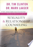 The Quick Reference Guide to Sexuality   Relationship Counseling