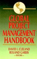 Global Project Management Handbook : ...
