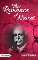 download ebook the romance of names pdf epub